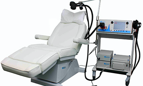 TMS Therapy Chair and System